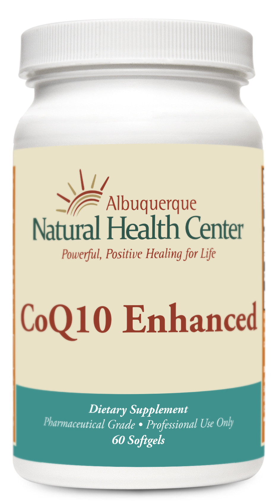 Heart Healthy with COQ- 10 Enhanced!